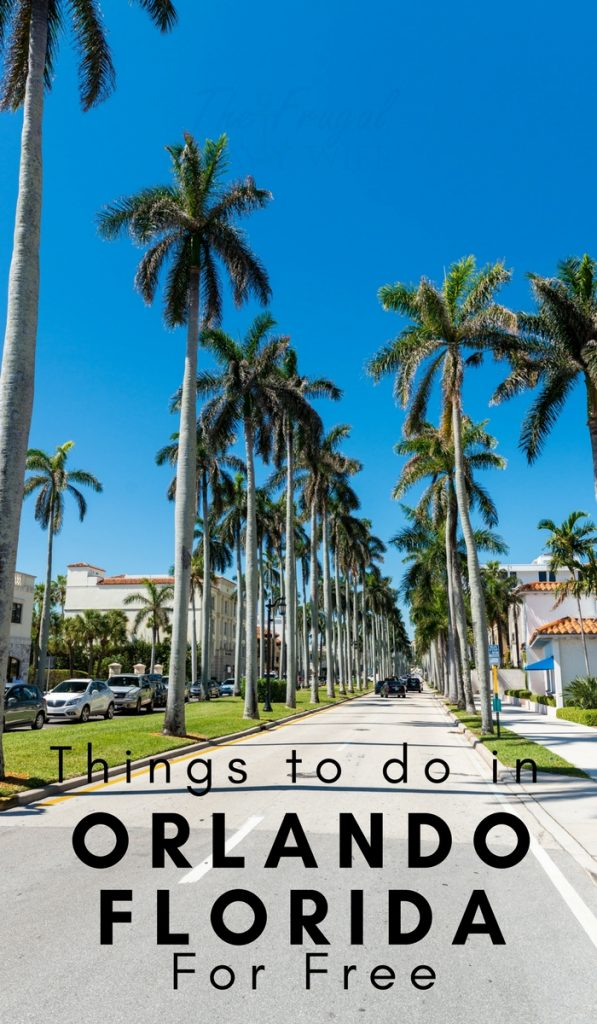 If you are visiting Orlando Florida, don't spend all your money at the Theme Parks. Check out these 25 free things to do in Orlando Fl. #ourroaminghearts #orlando #frugaltravel #freethingstodo #familyadventures #florida | Orlando, FL | Frugal Travel | Free things to do in Orlando | Family Attractions in Orlando | Save Money on Family Adventures | Things to do in Orlando, FL |