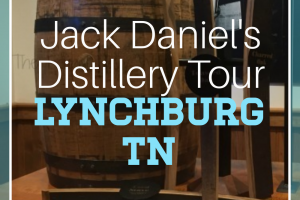 Headed to a Jack Daniel's Distillery Tour? Here is what you should know before you go to have the best time. #ourroaminghearts #jackdaniels #distillerytour #lynchburg #tennessee #thingstodo | Things to do in Lynchburg