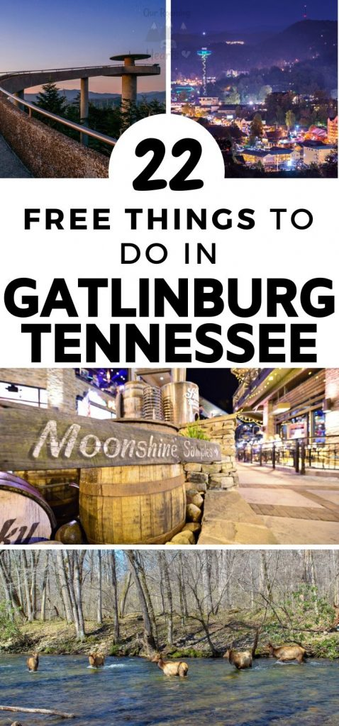 There is so much to see in Gatlinburg Tennessee. These free things to do in Gatlinburg Tennessee will help you stay on budget! #ourroaminghearts #gatlinburg #tennessee #thingstodo #budgetfriendlyactivities | Gatlinburg, Tennessee | Things to do in Gatlinburg | Gatlinburg Travel | Frugal Travel | Budget-Friendly Activities in Gatlinburg | Tennessee