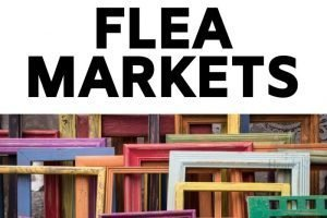Looking for amazing local flea markets to find some one of a kind treasures? One of the 10 best flea markets in the country might be in your back yard! #ourroaminghearts #fleamarkets #bestfleamarkets #frugalshopping #treasurehunts   Flea Markets in the US   Best Flea Markets   Frugal Shopping  