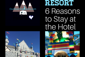 Heading to Legoland and not sure if the Legoland Hotel is worth your money? These 6 reasons (& pictures) will convince you to stay at the Legoland Resort. #ourroaminghearts #legolandresort #winterhavenfl #legolandrestorthotel #familytravel #frugaltravel | Family Travel | Winter Haven Florida | Legoland Resort Hotel Review | Legoland Resort | Florida Travel | Family Attractions in Florida