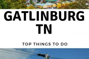 Planning a trip to Tennessee? I highly recommend my top 10 things to do in Gatlinburg TN list! Perfect for families and just about any time of the year! #travel #tennessee #gatlinburg #ourroaminghearts | Travel Tennessee | Tennesee | Gatlinburg TN | Things to do in Gatlinburg