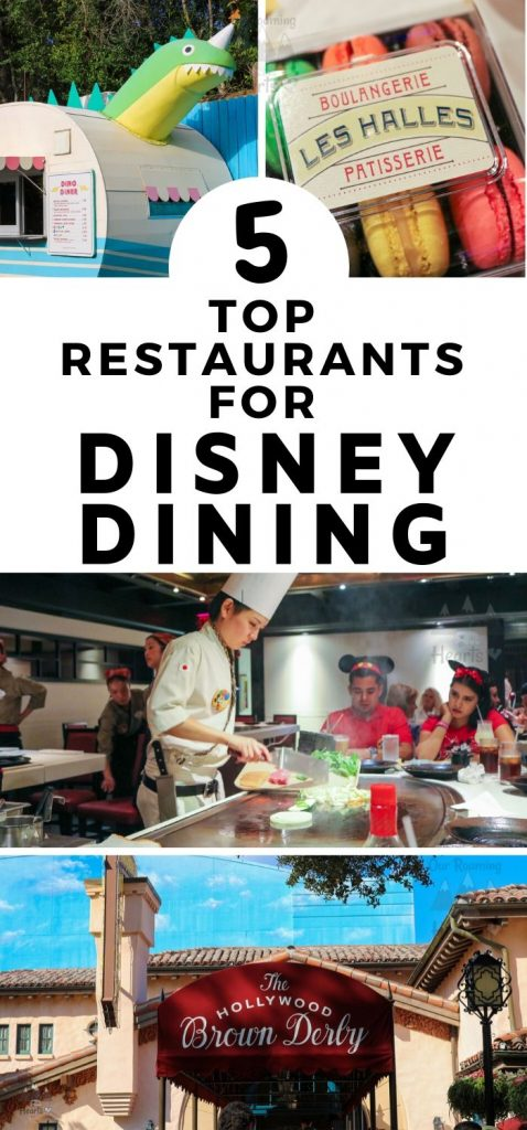 There are so many Disney Restaurants it can be impossible to figure out where the best Disney dining really is. So let me break it down for you! #ourroaminghearts #florida #disney #disneydining #restaurants #orlando | Disney Dining Options | Orlando Florida | Florida | Disney Restaurants | Theme Park Food