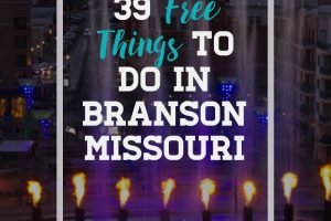 Instead of pumping out hundreds of dollars to pay for things to do, take advantage of all the free things to do in Branson MO. #ourroaminghearts #branson #missouri #freethingstodo #frugaltravel | Frugal Travel | Free Things to do in Branson MO | Branson MO | Missouri Travel | Branson Travel