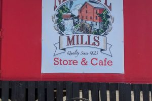 It's not every day that you get to tour a historic mill, right in New York. You can find New Hope Mills Auburn NY along New Yorks Sweet Treat trail #newhopemills #auburnnewyork #newyork #ourroaminghearts #travel #thingstodo | Things to do in New York | Things to do in Auburn NY | New Hope Mills | Historic Site in New York