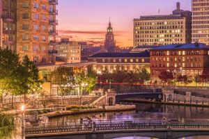 There is so much to do on the water here in Providence Rhode Island and I loved just driving around downtown. Here are over 40 Free things to do in Providence RI #providence #rhodeisland #freethingstodo #ourroaminghearts #thingstodo | Rhode Island | Providence, RI Travel | Things to do in Providence | Frugal Travel Providence | Family Travel