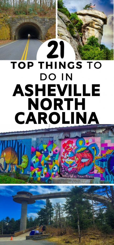 So glad I found this guide for Asheville, NC. Planning out my next visit and do not want to miss any of these things to do! #ourroaminghearts #ashevillenc #northcarolina #travelNC #asheville | things to do in Asheville, NC | Things to do in NC | Asheville | North Carolina Travel