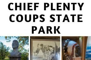Chief Plenty Coups was considered the last traditional chief of the Crow Nation. Learn about his extraordinary life at the Chief Plenty Coups State Park.#statepark #chiefplentycoups #montana #ourroaminghearts | State Parks | Montana State Parks | Chief Plenty Coups State Park | Pryor Montana | Chief Plenty Coups