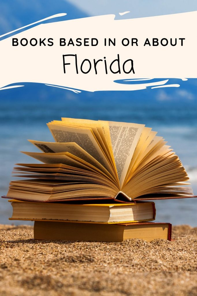 When we dive into a state unit study I have fun putting together the books for not just my kids but for me too. Here are our top Florida Books picks. #ourroaminghearts #florida #books #reading #roadschooling #unitstudy | Roadschooling | Books about Florida | Books based in Florida | Florida Unit Study |