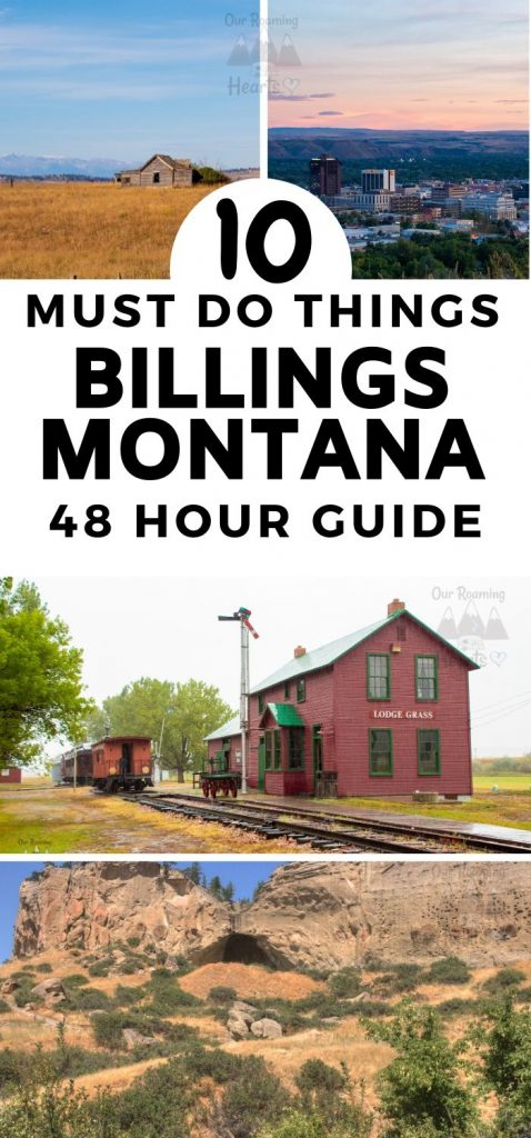 48 hours to visit Billings, Montana, would you know the best places to visit? Use this Ultimate What to do in Billings guide for your 2 day trip. #billings #montana #48hourtravel #travel #thingstodo | Montana Travel | Billings Travel | 48 Hour Travel Guide Billings Montana | Things to do in Billings | Montana Travel Guide