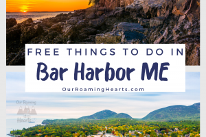 Free Things to do in Bar Harbor Maine