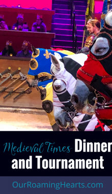 Head to Medieval Times Dinner and Tournament and watch the fun unfold. You're going to have a lot of fun experiencing this with your family. #medievaltimes #jousting #scottsdale #arizona #familyfun #knights #thingstodo #familytravel   Family Travel   Things to do in Scottsdale   Arizona Travel   Family Attractions in Scottsdale   Tips for Medieval Times  