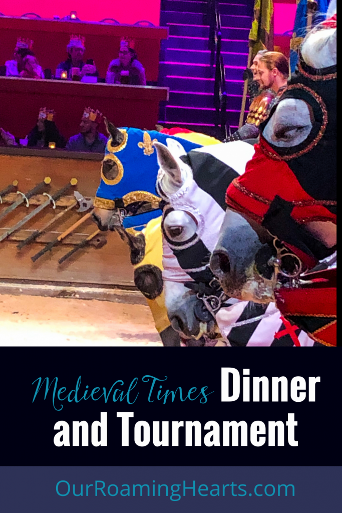 Head to Medieval Times Dinner and Tournament and watch the fun unfold. You're going to have a lot of fun experiencing this with your family. #medievaltimes #jousting #scottsdale #arizona #familyfun #knights #thingstodo #familytravel | Family Travel | Things to do in Scottsdale | Arizona Travel | Family Attractions in Scottsdale | Tips for Medieval Times |